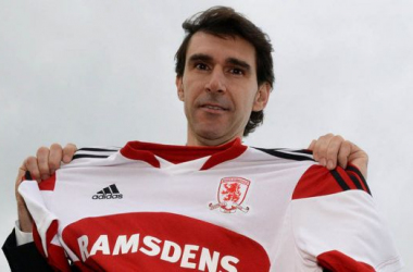 Aitor Karanka entrenará al Middlesbrough