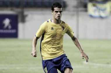 Aitor Núñez, nuevo jugador del Hércules
