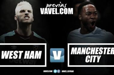 Previa West Ham - Manchester City: en busca de una hazaña