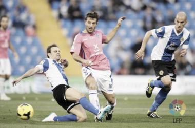 Hércules CF - CD Tenerife: puntuaciones del Tenerife, jornada 23