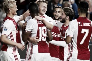 Contados sobresaltos en la primera ronda de la KNVB Beker