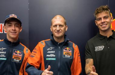 Equipo Red Bull KTM Ajo 2022 | Foto: ajo.fi
