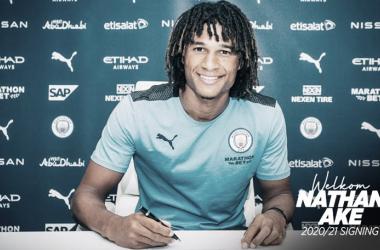 Manchester City confirma aquisição de zagueiro holandês Aké, do Bournemouth