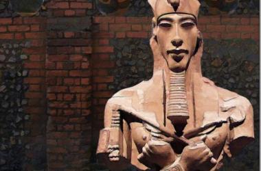 Akenatón sigue siendo hasta nuestros días, un faraón misterioso. (Foto: Origenhumano.blogspot).