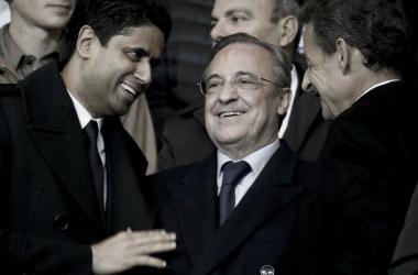 Florentino y los negociadores