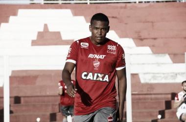 Alan Mineiro não permanecerá no Vila Nova para 2018. (Foto: Divulgação/Vila Nova F.C)