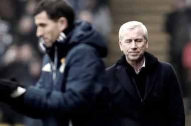 """Alan Pardew: """"Esto es sobre la situación del equipo y no sobre la mía"""""""