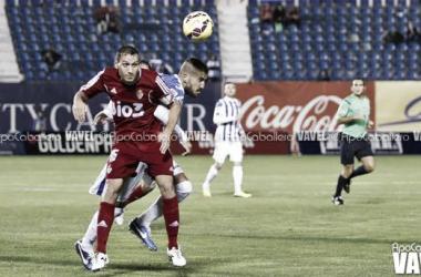 """Alan Baró: """"Todos vamos a tener oportunidades de jugar"""""""