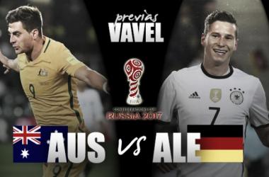 Previa Australia - Alemania: el primer paso de un bonito camino