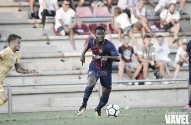 Alasana jugará en Segunda B  |  FOTO: Noelia Déniz