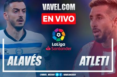 Resumen Alavés vs Atlético de Madrid en LaLiga 2021 (1-0)