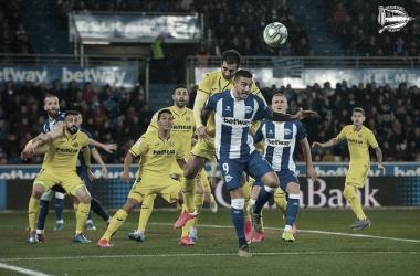 Villarreal CF vs Alavés EN VIVO y en directo online en LaLiga Santander 2020