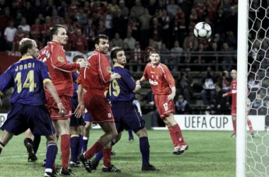 Liverpool - Alavés: una final para recordar