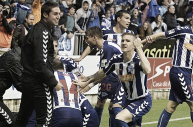 Alaves are back amongst Spain's elite. (Photo: Paulino Oribe)