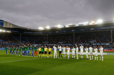 Alavés - Real Madrid / Fuente: Real Madrid