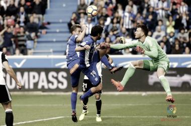 Zaza y Rodrigo dieron la victoria al Valencia en la primera vuelta