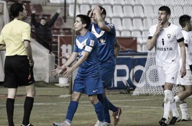 Sexta visita de la UD Almería al Carlos Belmonte