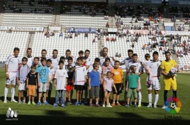 Albacete - UE Llagostera: puntuaciones Albacete Balompié, jornada 4 de Liga Adelante