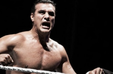 Del Rio will be leaving WWE, again. Photo- www.ringsidenews.com