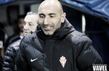 Abelardo espera ver al Sporting en Primera División