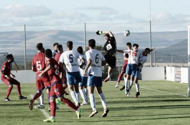 El club madrileño se ha enfrentado en un único amistoso al cuadro castellano. Autor: Rayo Majadahonda.