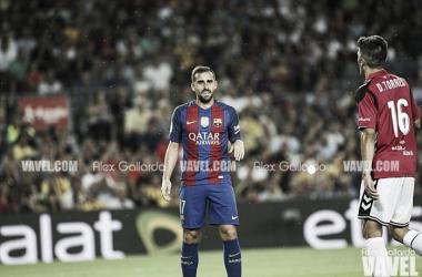 """Paco Alcácer: """"Decían que no iba a jugar y parece que no es así"""""""