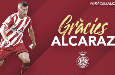Rubén Alcaraz se marcha al Valladolid