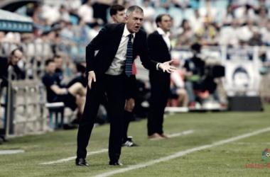 """Lucas Alcaraz: """"Hay que ganar el partido, todo lo demás son palabras"""""""
