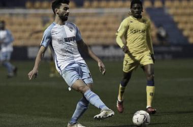 Málaga - Alcorcón temporada pasada // Foto: Málaga CF