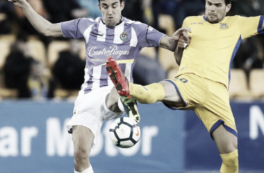 El 1x1 del Alcorcón en el empate frente al Real Valladolid