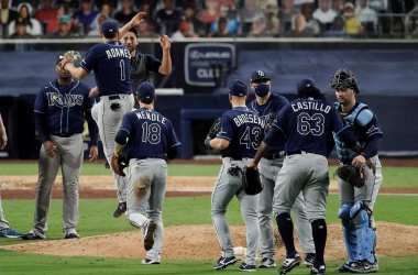 American League Championship Series: Rays defense leads the way to put Astros on the brink in Game 3 victory