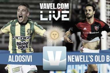 Aldosivi vs Newell's Old Boys en vivo online | Foto: VAVEL