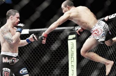 Em busca de redenção, José Aldo enfrenta Frankie Edgar no UFC 200