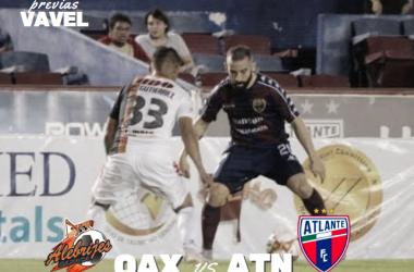 Previa Alebrijes vs Atlante: con la urgencia de ganar