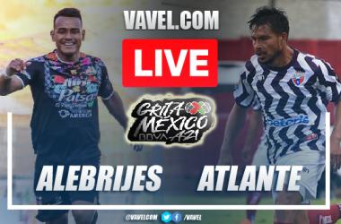 Alebrijes de Oaxaca vs Atlante LIVE: Score Updates (0-0)