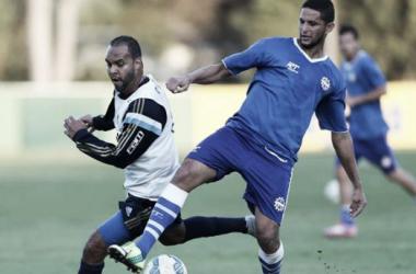 Com gols de Barrios e Alecsandro, Palmeiras goleia São José em jogo-treino