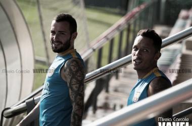 Cumpleaños y entrenamiento antes de Bilbao