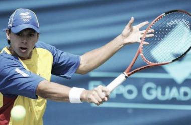 Alejandro González debutará en el ATP 250 de Quito