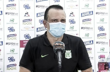 """Alejandro Restrepo: """"Un ajuste en el medio campo nos dio más presencia en campo rival"""""""