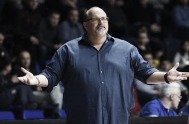 Aleksandar Dzikic nuevo entrenador del Movistar Estudiantes / Buducnost Voli