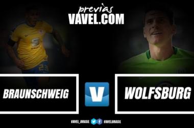 Com vantagem, Wolfsburg visita Braunschweig buscando permanência na Bundesliga