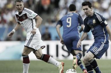 Schweinsteiger y Messi serán bajas sensibles para este Amistoso Internacional. // (Foto de deportecentral.pe)