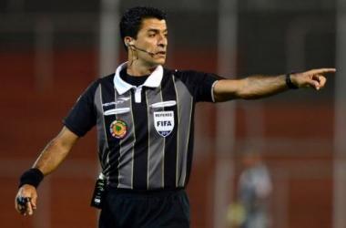 Sandro Meira Ricci será o representante brasileiro da arbitragem na Copa do Mundo