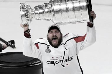 Alexander Ovechkin sigue en Washington | Foto: NHL.com