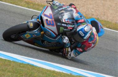 Álex Márquez consigue su primera pole en Moto2