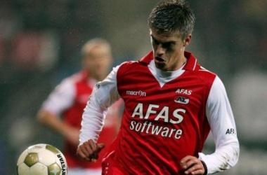 Henriksen, 23 anni. Evening Times