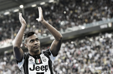 Alex Sandro se suma a la larga lista de bajas de la Juventus
