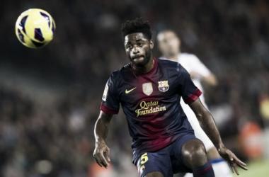 Alexandre Song tiene los días contados en el Barça