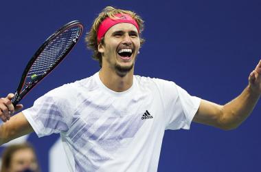 US Open: Alexander Zverev into maiden Grand Slam final