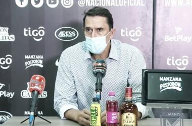 """Alexandre Guimarães: """"Iniciamos el mes de abril con una victoria contundente"""""""